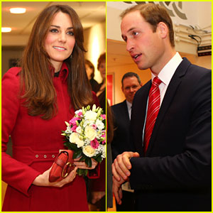 Duchess Kate &#038; Prince William: Rugby Match in Wales!