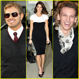 Kellan Lutz & Ashley Greene: 'Breaking Dawn' in the Big Apple