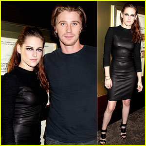Kristen Stewart & Garrett Hedlund: 'On the Road'