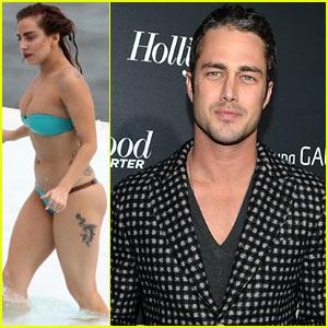 Lady Gaga: Bikini Poolside Babe!