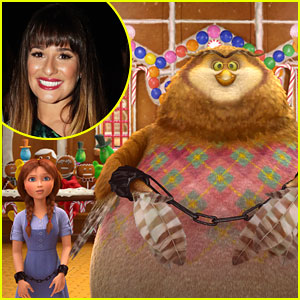 Lea Michele: New 'Dorothy of Oz' Stills!
