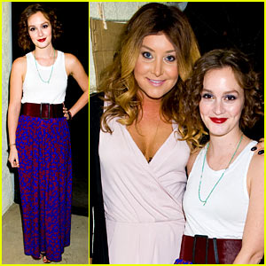Leighton Meester: 'It's Me Billie Lee' Preview Host!