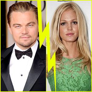 Leonardo DiCaprio & Erin Heatherton Split?