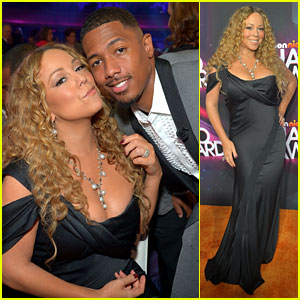 Mariah Carey & Nick Cannon - TeenNick Halo Awards 2012
