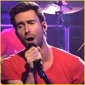 Maroon 5: 'Saturday Night Live' Performances!