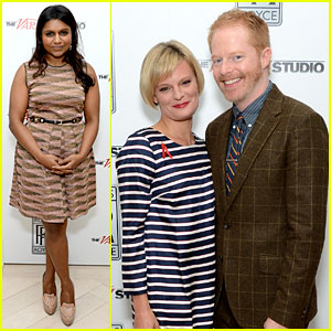 Mindy Kaling &#038; Jesse Tyler Ferguson: Variety Studio!