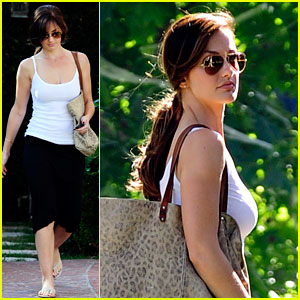 Minka Kelly: Afternoon Acting Lesson!