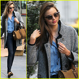 Miranda Kerr: Flynn is the Best Workout!