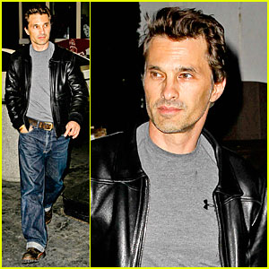Olivier Martinez: Post Brawl Grocery Run!