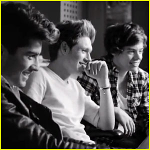 One Direction: 'Little Things' Video Premiere - Watch Now!