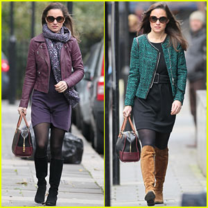 Pippa Middleton: Stylish London Lady!