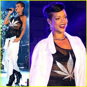 Rihanna's 777 Tour Hits Berlin - 'Unapologetic' In Stores Now!