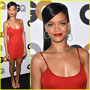 Rihanna - GQ Men of the Year Party 2012