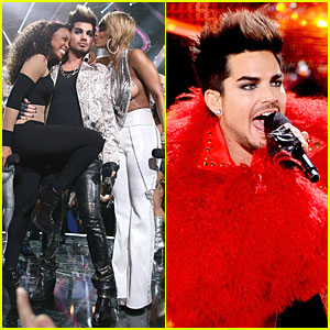 Adam Lambert: VH1 Divas Performances - Watch Now!