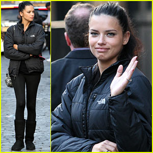 Adriana Lima: Dropping Baby Weight For VS Fashion Show was Challenging