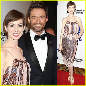 Anne Hathaway & Hugh Jackman: Museum of Moving Images Salute!