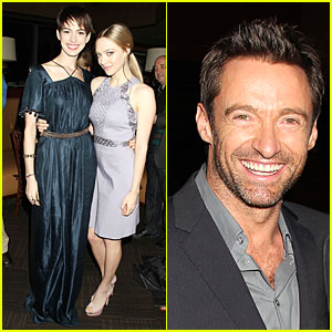 Anne Hathaway & Amanda Seyfried: 'Les Miserables' New York Screening After Party!