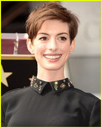 Anne Hathaway Gives Seth MacFarlane Oscars Hosting Advice