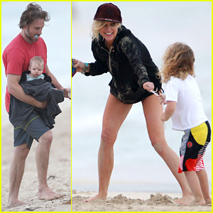 Ashlee Simpson & Bronx: Hawaii Family Vacation!