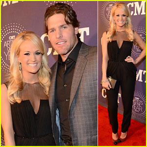 Carrie Underwood: CMT Artists of the Year with Mike Fisher!