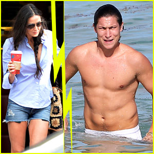 Demi Moore & Vito Schnabel Call It Quits?