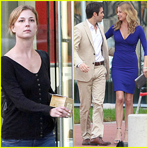 Emily VanCamp: 'Revenge' Script Review!
