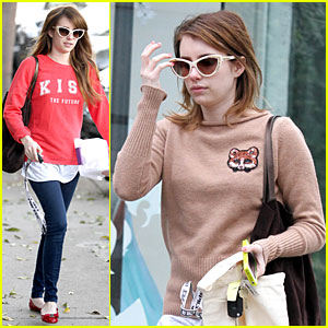 Emma Roberts: Fashion is About Doings Things That Are Different & Interesting!