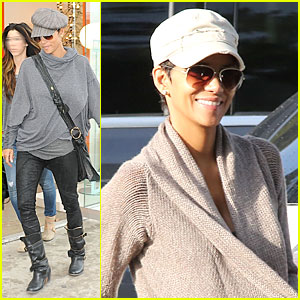 Halle Berry's Ex-Husband Eric Benet Prays for Nahla!
