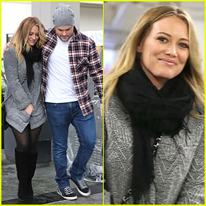 Hilary Duff: Sex is Definitely Different!