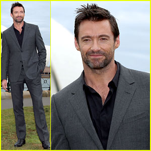 Hugh Jackman: 'Les Miserables' Sydney Photo Call!