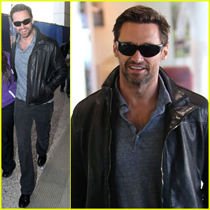 Hugh Jackman Wants to Play Josh Horowitz in a Movie!