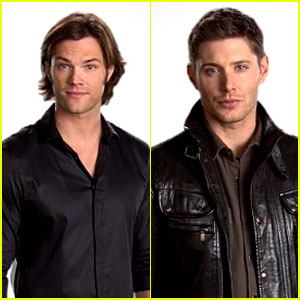 Jared Padalecki & Jensen Ackles: Happy Holida