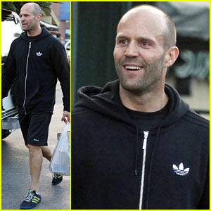 Jason Statham: Bristol Farms Smiles