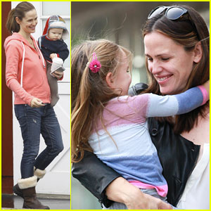 Jennifer Garner: Breakfast with Ben Affleck's Mom!