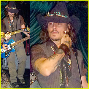 Johnny Depp: 'Don Quixote' Producer!