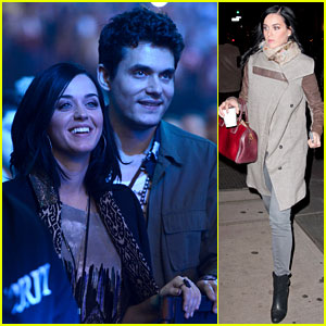 Katy Perry & John Mayer: Rolling Stones Concert Couple!