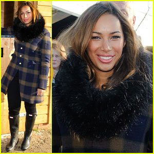 Leona Lewis: Hopefield Animal Sanctuary Christmas Fete!