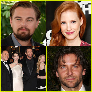 Leonardo DiCaprio &#038; Jessica Chastain: National Board of Review Winners!