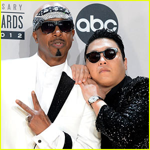 MC Hammer to Reunite with Psy at New Years Rockin' Eve (Exclusive)
