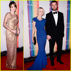Naomi Watts & Tina Fey: Kennedy Center Honors 2012!