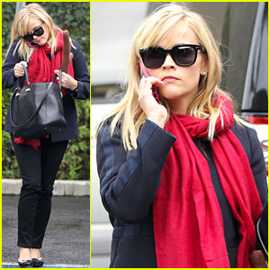 Reese Witherspoon: Baby Tennessee is 'Perfect'!