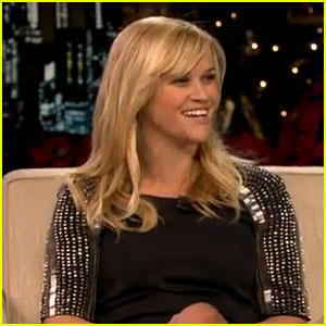 Reese Witherspoon Talks Baby Tennessee on 'Chelsea Lately'