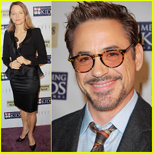 Robert Downey Jr.: Mending Kids Celebrity Poker Tournament!