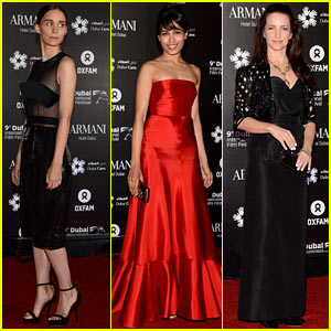 Rooney Mara & Freida Pinto: One Night to Change Lives Charity Gala!