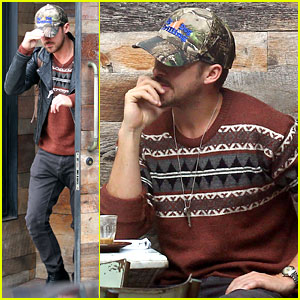 Ryan Gosling: Low-Key Gjelina Lunch!