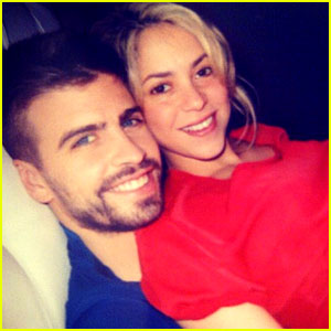 Shakira & Gerard Pique Welcome Baby Boy?