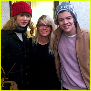 Taylor Swift & Harry Styles: Lake Windermere Getaway!