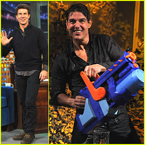 Tom Cruise: Water War with Jimmy Fallon!