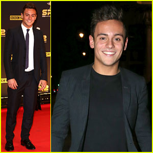 Tom Daley: Mahiki Nightclub Man!