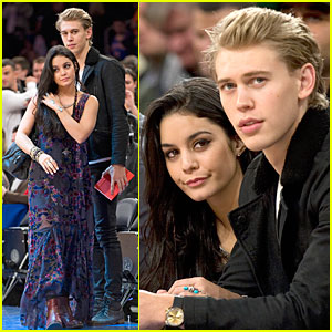 Vanessa Hudgens & Austin Butler: Christmas is Coming!